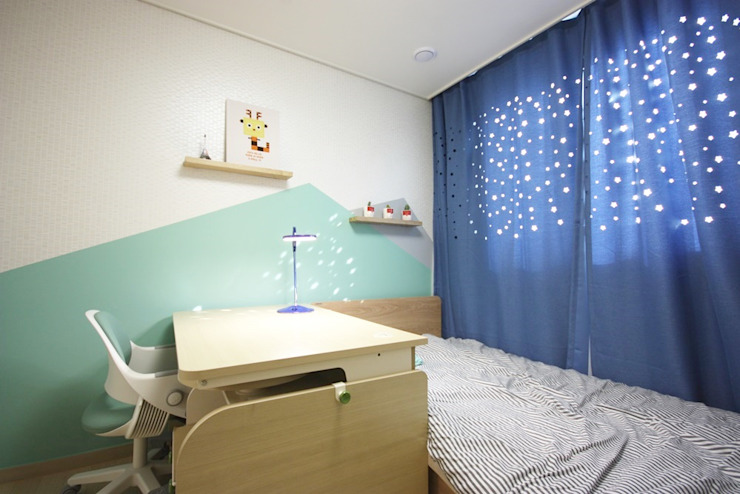 homelatte Minimalist nursery/kids room