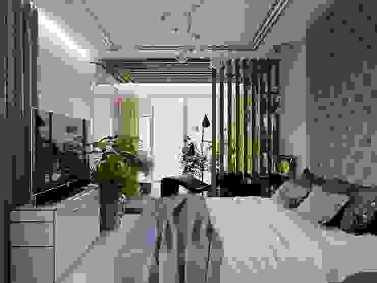 ДизайнМастер Modern Bedroom Purple/Violet