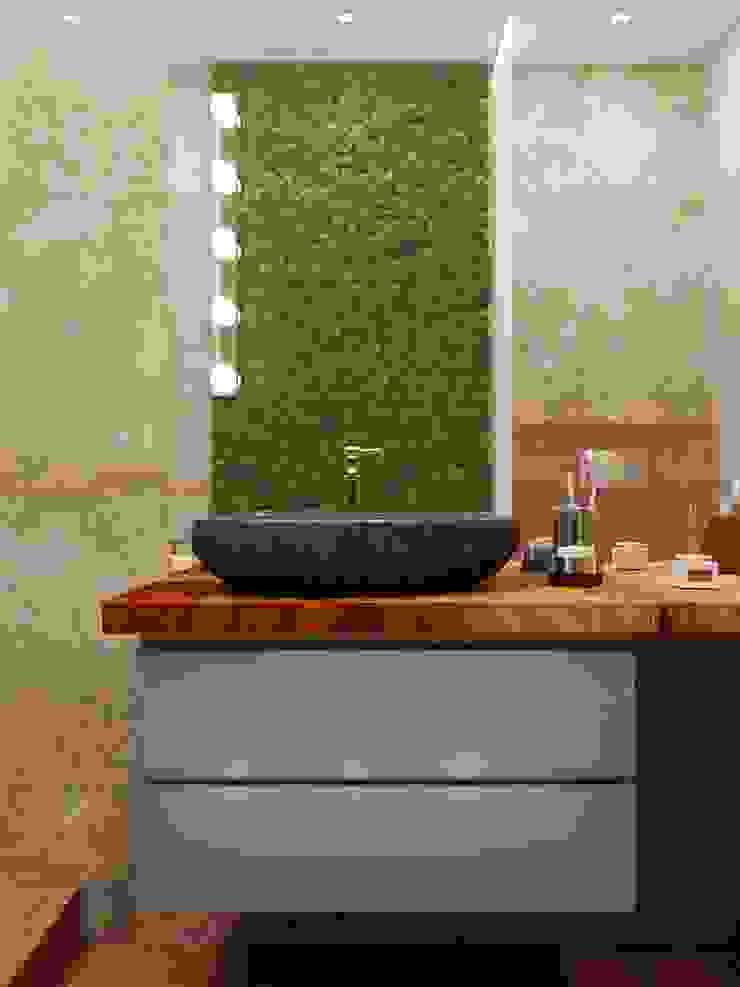 ДизайнМастер Modern Bathroom Brown