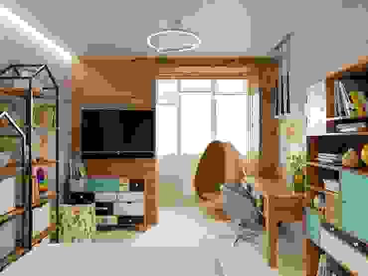 ДизайнМастер Modern Kid's Room Turquoise