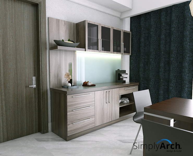 Pantry Dapur Modern Oleh Simply Arch. Modern