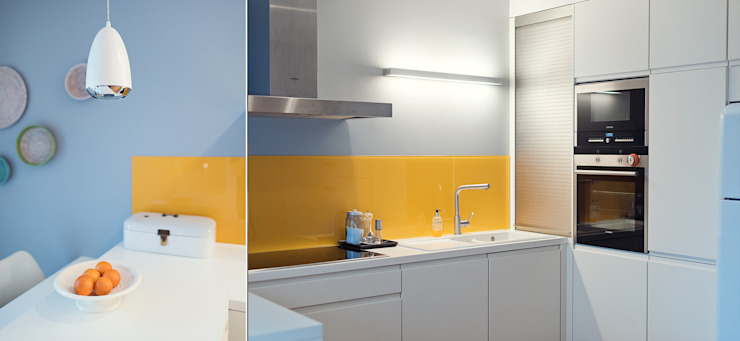 HAUS K | STEINBACH/TAUNUS | UMBAU UND SANIERUNG EINES EINFAMILIENHAUSES Celia Kunst_Architektur und Raumplanungen Moderne Küchen