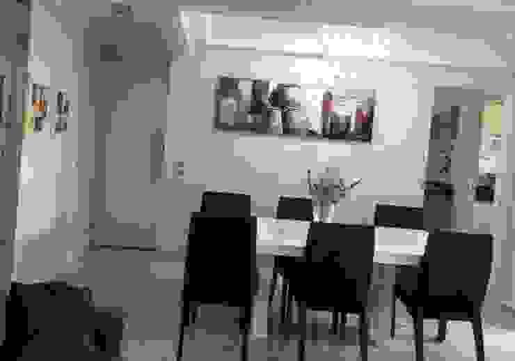QUARTO DE CASAL Modern Dining Room by STUDIO SPECIALE - ARQUITETURA & INTERIORES Modern Wood Wood effect