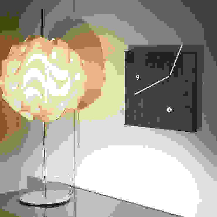 modern  by Just For Clocks, Modern Wood Wood effect