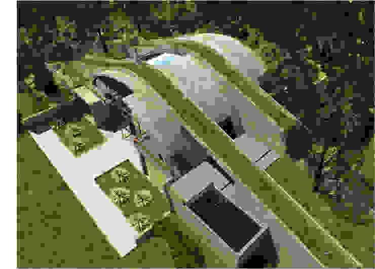 od Arq. Yofrank Diaz Nowoczesny Wzmocniony beton