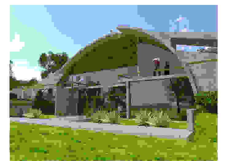 od Arq. Yofrank Diaz Wiejski Wzmocniony beton