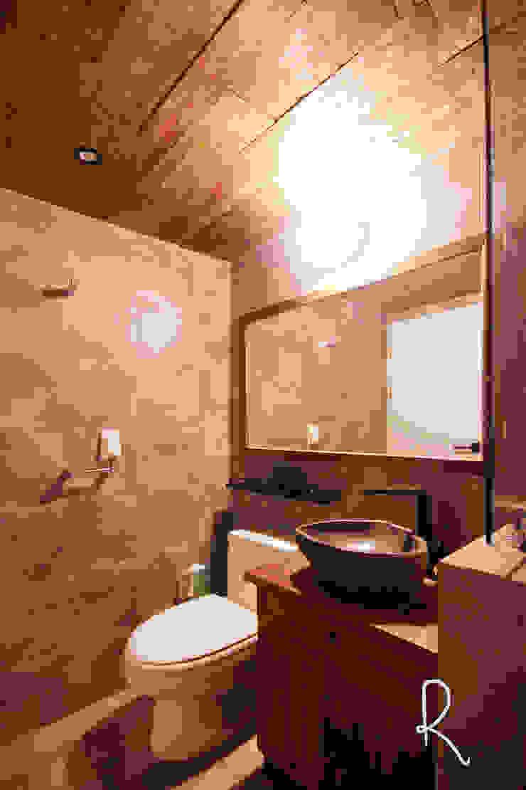 사하구 유림2차 39평 아파트 인테리어 모던스타일 욕실 by 로하디자인 모던