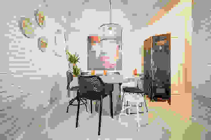 Santiago | Interior Design Studio 餐廳