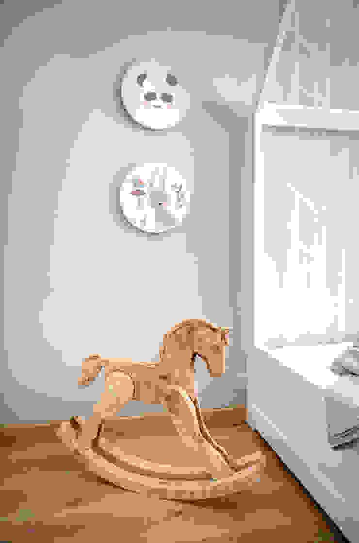 Dormitorios infantiles de estilo escandinavo de Santiago | Interior Design Studio Escandinavo