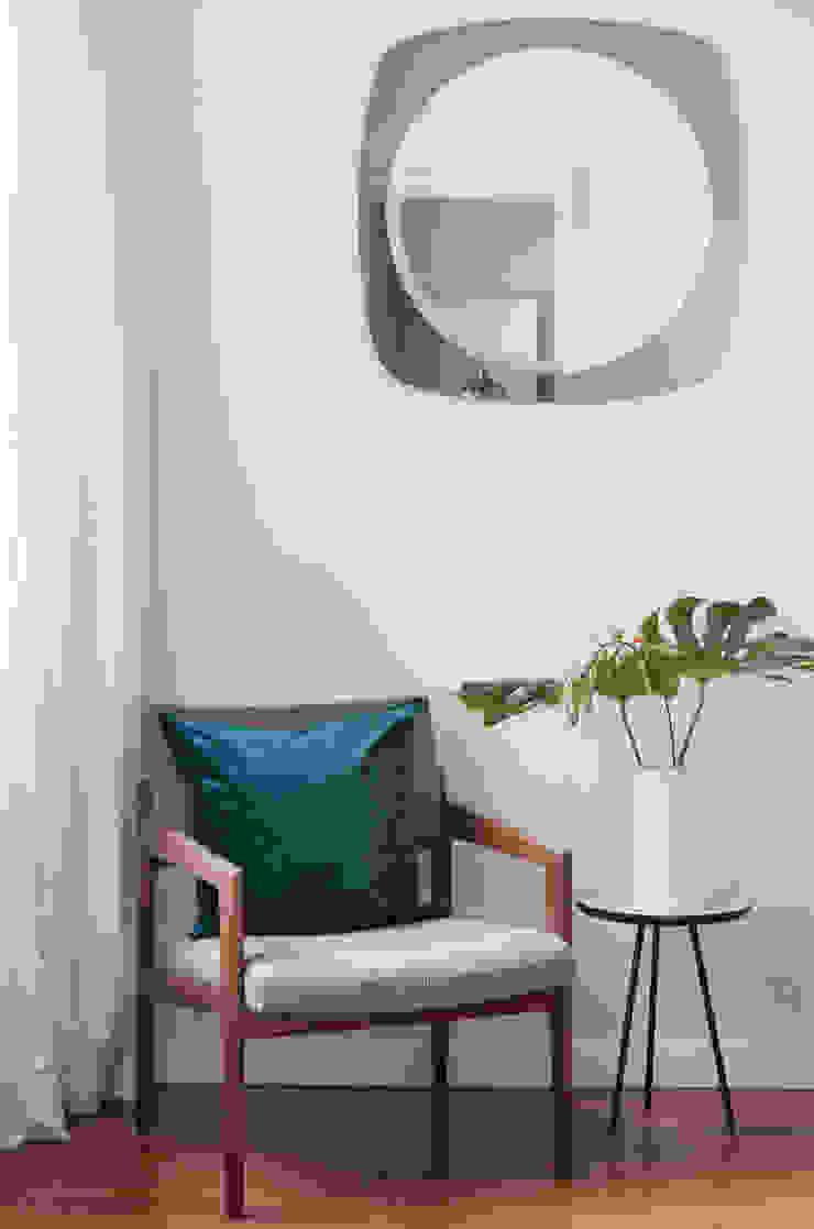 Scandinavian style bedroom by VINTAGENCY Scandinavian