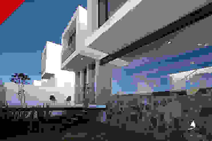 Tectónico Minimalist houses