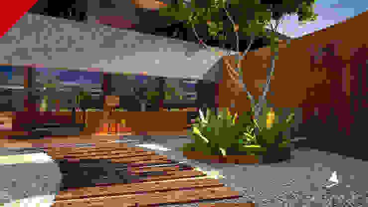 VITIVINICOLA Y HOTEL BOUTIQUE EL MARQUES by Tectónico Minimalist