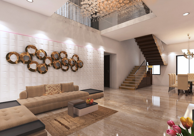 Living Room : modern  by Arch Point,Modern