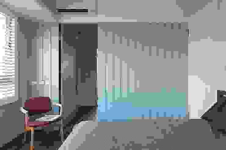更衣室隱藏門規劃 禾光室內裝修設計 ─ Her Guang Design 更衣室