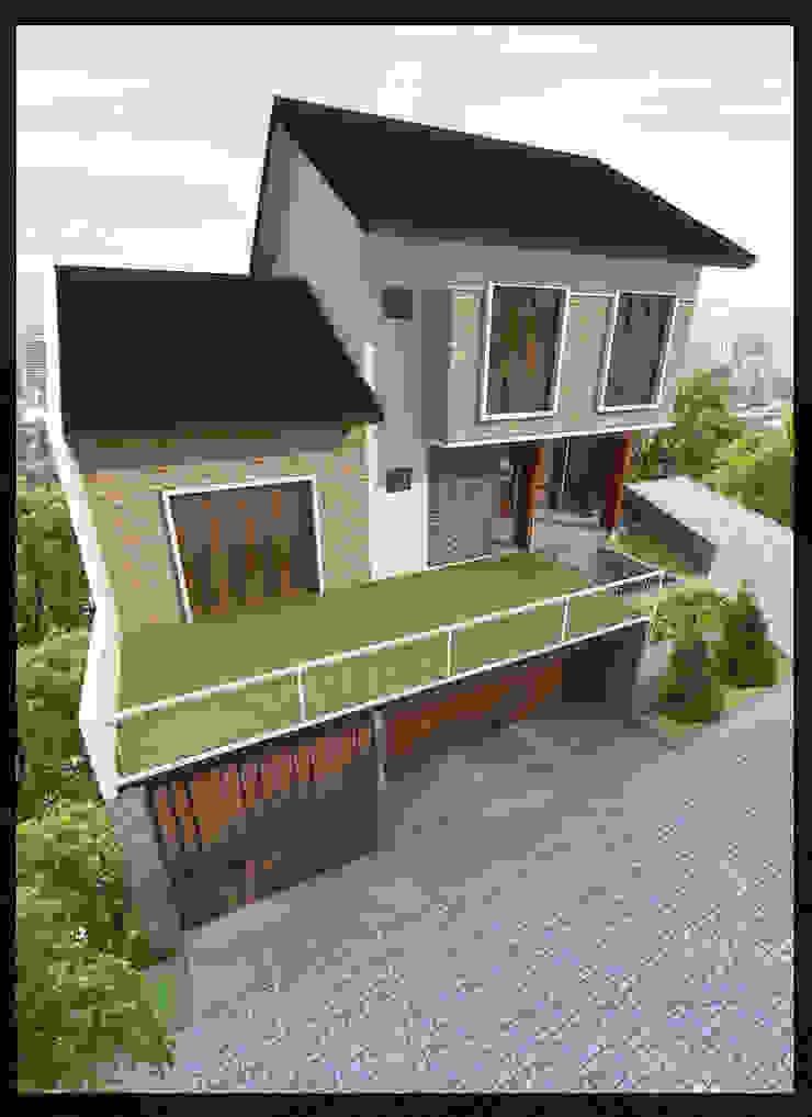 Rumah Permata Puri Rumah Minimalis Oleh SUKAM STUDIO Minimalis