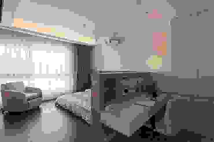 主臥房 禾光室內裝修設計 ─ Her Guang Design 臥室