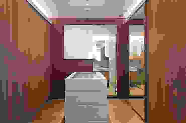更衣室規劃 禾光室內裝修設計 ─ Her Guang Design Modern dressing room