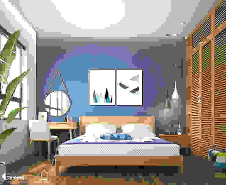 """SEASON AVENUE, ĐẠI LỘ 4 MÙA - """"MÙA HẠ MIỀN NHIỆT ĐỚI"""" bởi Green Interior Nhiệt đới Đồng / Đồng / Đồng thau"""