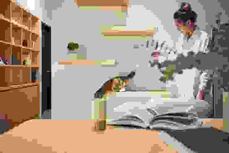 貓道設計 根據 禾光室內裝修設計 ─ Her Guang Design 北歐風