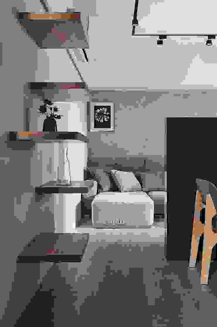 層板設計 根據 禾光室內裝修設計 ─ Her Guang Design 北歐風