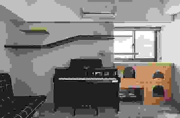 多功能房 根據 禾光室內裝修設計 ─ Her Guang Design 北歐風