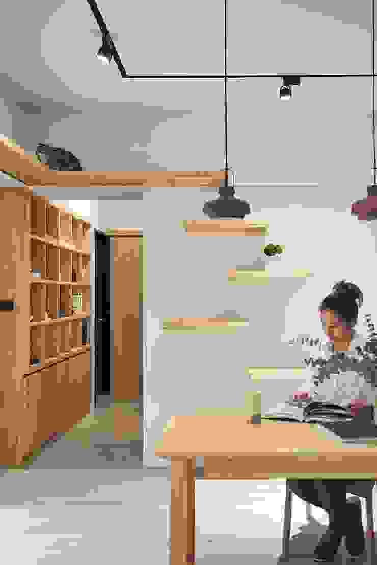 空間中貓與人的關係 根據 禾光室內裝修設計 ─ Her Guang Design 北歐風