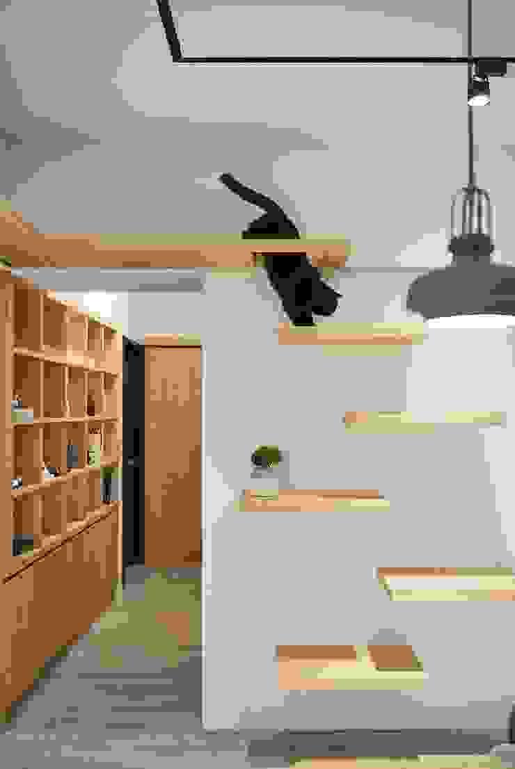 貓道規劃 根據 禾光室內裝修設計 ─ Her Guang Design 北歐風