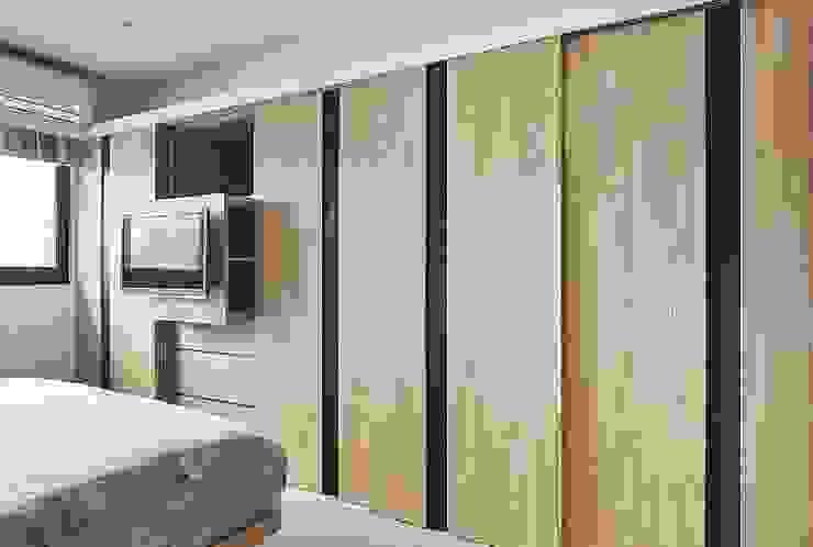 化妝桌、電視櫃、衣櫃設計 根據 禾光室內裝修設計 ─ Her Guang Design 北歐風