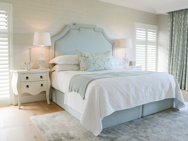 Coastal Living Classic style bedroom by Studio Mitchell Classic