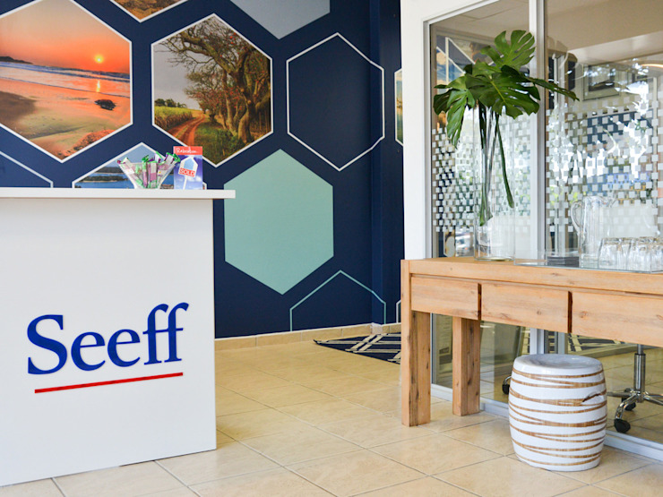 Seeff Offices by Studio Mitchell Classic