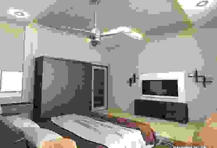 Bedroom: mediterranean  by Arch Point,Mediterranean