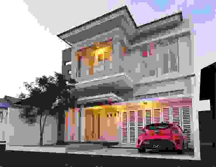 Rumah Tinggal Jl. Cilosari Semarang:modern  oleh Manasara Design&Build, Modern