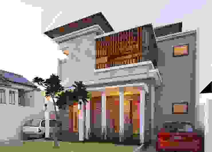Rumah Tinggal Bukit Putri Semarang Oleh Manasara Design&Build