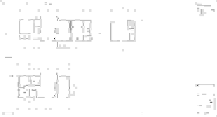 PLANTAS DE ARQUITECTURA de artefacto arquitectura Moderno
