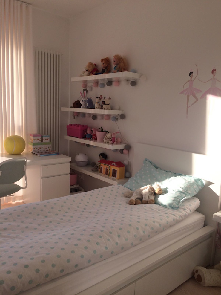 t design Girls Bedroom
