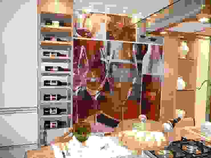 Cocinas de estilo moderno de Bel Ribeiro - Arquitetura, Interiores & Paisagismo Moderno