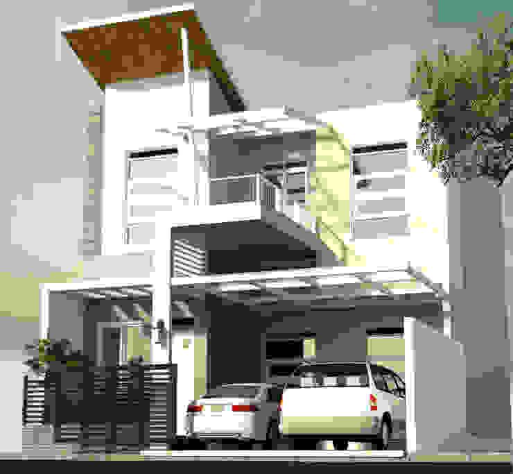 Rumah Tinggal Tlogo Mukti Semarang Manasara Design&Build