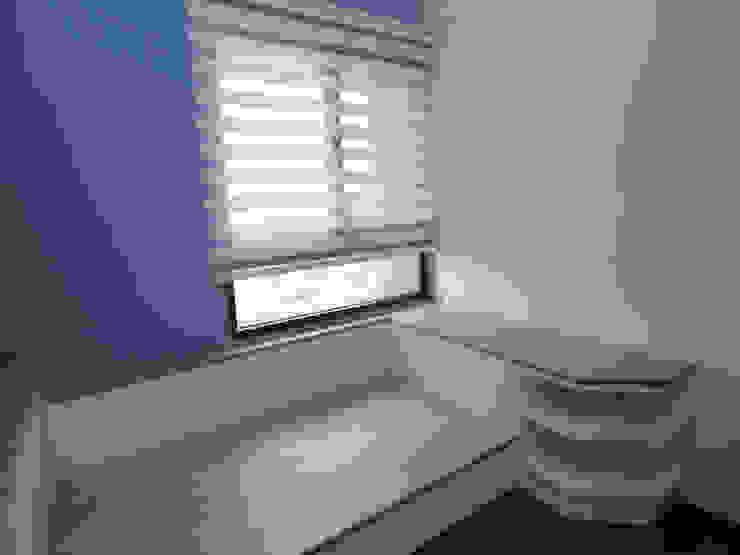 de 解構室內設計 Clásico Compuestos de madera y plástico