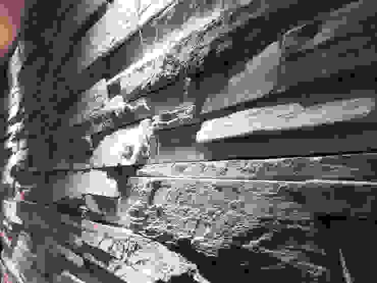 室內設計裝潢-原砌 根據 解構室內設計 現代風 石板
