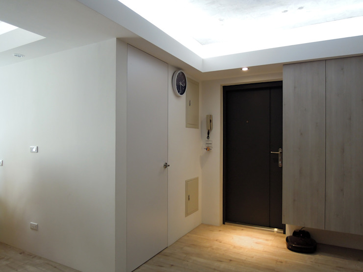 Li Residence 根據 Fu design 工業風