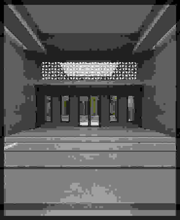 Masjid Perumahan Demak Rumah Minimalis Oleh SUKAM STUDIO Minimalis