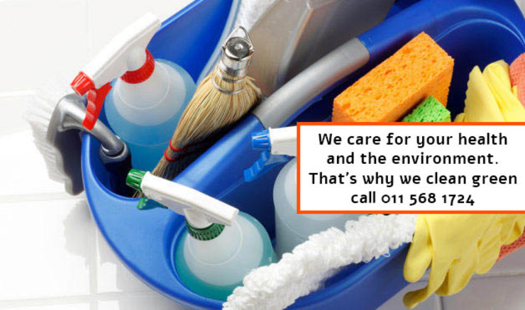 by Cleaning Services Johannesburg Gauteng