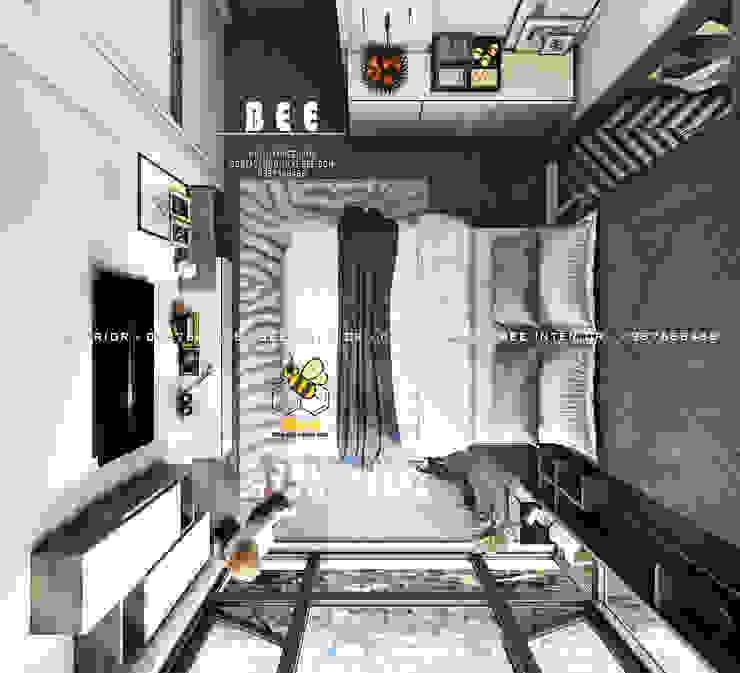 Phòng ngủ: hiện đại  by Nội thất Bee, Hiện đại