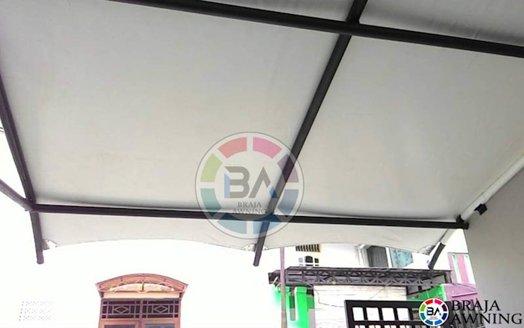 modern  by Braja Awning & Canopy, Modern Iron/Steel