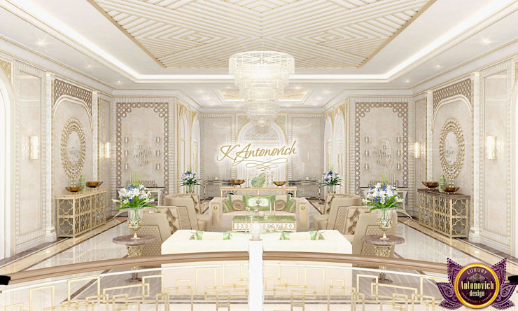​Beautiful houses from Katrina Antonovich by Luxury Antonovich Design Classic