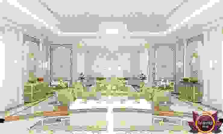 Luxury Antonovich Design Klasyczny salon