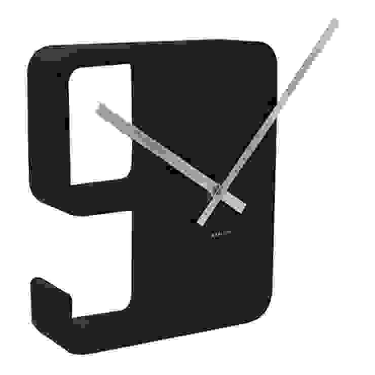 modern  by Just For Clocks, Modern Plastic