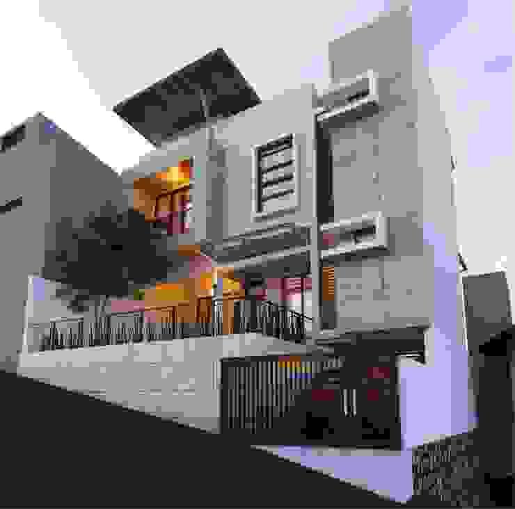 Rumah tinggal Jl. Bukit Ganda Semarang Manasara Design&Build