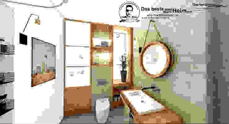 Banheiros modernos por DIE RAUMPIRATEN® Moderno