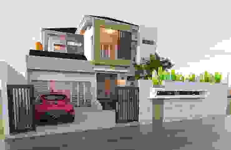 Fasade Depan Manasara Design&Build